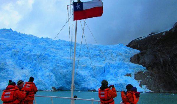 Glacier-Insel-Santa-Inés