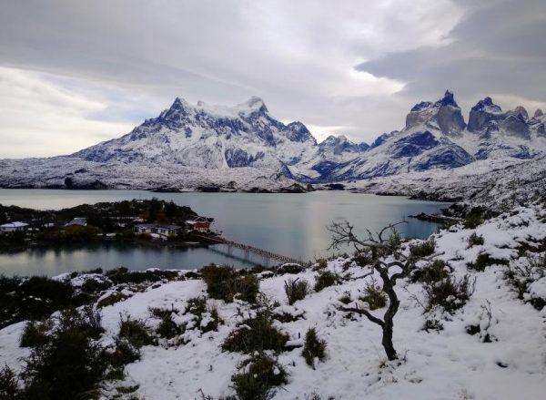Vista Cordillera Paine