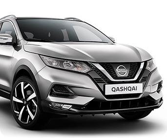 Vehículo Nissan Qashqai 2019 para arriendo en Patagonia
